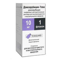 Доксорубицин-Тева,