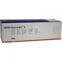Шприц двухкомпонентный инъекционный одноразовый BD Diskardit