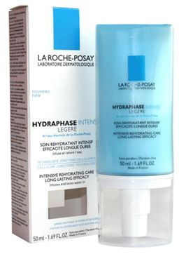 La Roche-Posay Hydraphase Intense Legere увлажняющее средство, крем-гель, увлажняющий, 50 мл, 1 шт.