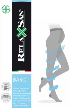 Relaxsan Maternity Колготки для беременных профилактика, р. 4, арт. 790 (12-17 mm Hg), 70 DEN (телесного цвета), 1 шт.