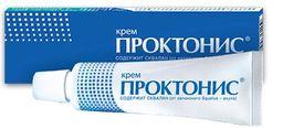 Проктонис крем, крем, 30 мл, 1 шт.