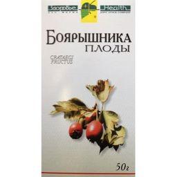 Боярышника плоды, сырье растительное измельченное, 50 г, 1шт.