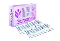 Эстрогиал Крем для интимной гигиены дозированный, крем для местного применения, 1,2 г, 10шт.