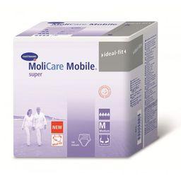 Подгузники-трусы для взрослых MoliCare Mobile super, Medium M (2), 80-120 см, 14 шт.