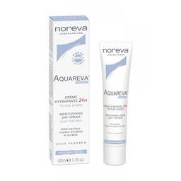 Noreva Aquareva Увлажняющий легкий крем, крем для лица, 40 мл, 1шт.
