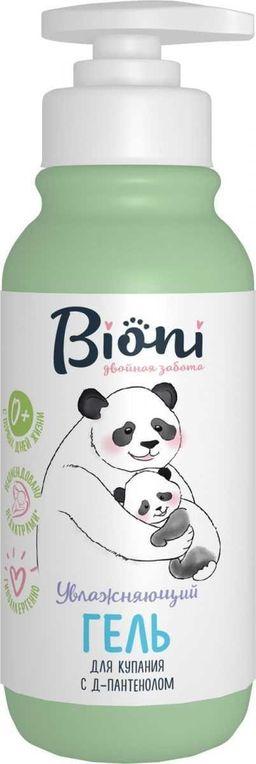 Bioni Детский гель для купания, гель для тела, 250 мл, 1 шт.