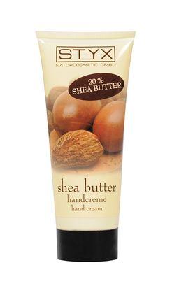 STYX Крем для рук Масло ши, крем для рук, 70 мл, 1шт.