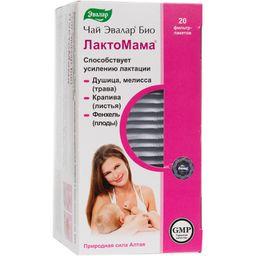 Чай Эвалар Био Лактомама, фиточай, 1.5 г, 20 шт.