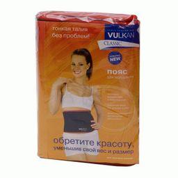 Vulkan classic пояс для похудения, 100х19 см, стандарт, 1 шт.