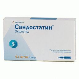 Сандостатин,