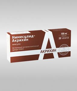 Нимесулид-Акрихин