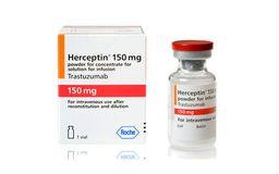 Герцептин, 150 мг, лиофилизат для приготовления раствора для инфузий, 1шт.