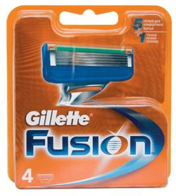 Gillette Fusion Power Сменные кассеты