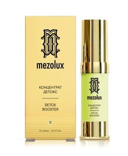 Librederm Mezolux концентрат-детокс, концентрат, 15 мл, 1 шт.
