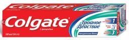 Colgate Тройное действие зубная паста натуральная мята, паста зубная, 100 мл, 1 шт.