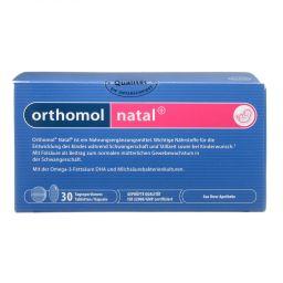 Orthomol Natal Plus, капсулы и таблетки, на 30 дней, 30шт.