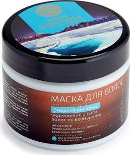 Natura Kamchatka маска для волос Энергия вулкана