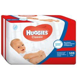 Huggies Classic салфетки влажные
