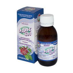 Эдас-401 Миал, оподельдок гомеопатический, 100 мл, 1шт.