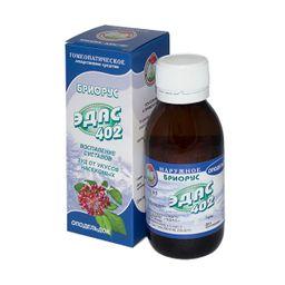 Эдас-402 Бриорус, оподельдок гомеопатический, 100 мл, 1 шт.