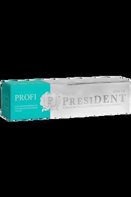 PresiDent Profi White зубная паста 100 RDA, паста зубная, 50 мл, 1шт.