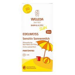 Weleda Крем натуральный солнцезащитный для младенцев и детей