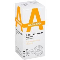 Клотримазол-Акрихин,