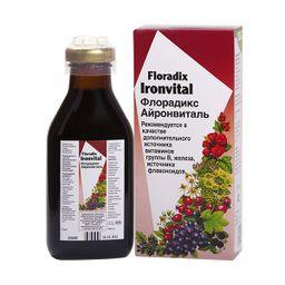 Флорадикс Айронвиталь, жидкость для приема внутрь, 500 мл, 1шт.