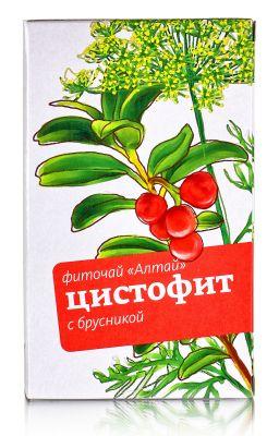 Фиточай Алтай №28 Цистофит