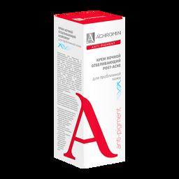 Achromin Крем для лица ночной отбеливающий, для проблемной кожи, 50 мл, 1шт.