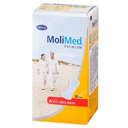 Molimed Premium прокладки урологические для женщин Ультра микро, 0,5 капель, 28 шт.