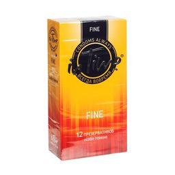 Презервативы In Time fine, презерватив, особо тонкие, 12 шт.