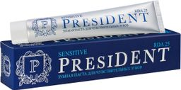 PresiDent Sensitive зубная паста, паста зубная, 50 мл, 1шт.