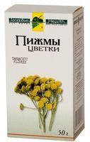 Пижмы цветки, сырье растительное измельченное, 50 г, 1шт.