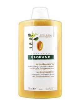 Klorane Шампунь питательный с маслом финика пустынного, шампунь, 400 мл, 1 шт.