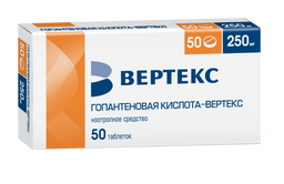 Гопантеновая кислота-Вертекс