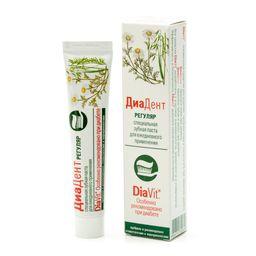ДиаДент Регуляр зубная паста