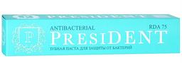PresiDent Antibacterial зубная паста, паста зубная, 50 мл, 1 шт.