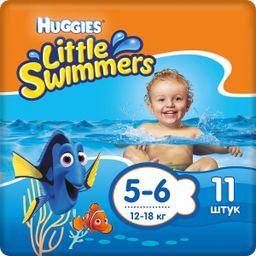 Huggies Подгузники-трусики для плавания