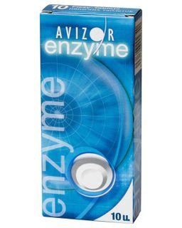 Avizor Enzyme Таблетки для ухода за контактными линзами