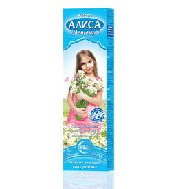 Алиса Крем детский, крем для детей, 40 г, 1 шт.