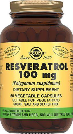 Solgar Ресвератрол 100 мг