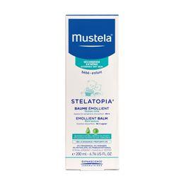 Mustela Stelatopia бальзам смягчающий для детей, бальзам для тела, 200 мл, 1шт.