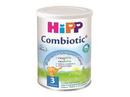 Hipp 3 Сombiotic, смесь молочная сухая, 800 г, 1шт.