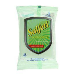 Salfeti салфетки влажные антибактериальные