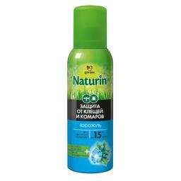 Gardex naturin Аэрозоль на одежду от комаров и клещей