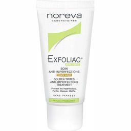 Noreva Exfoliac Тональный матирующий крем (золотистый), крем для лица, 30 мл, 1шт.