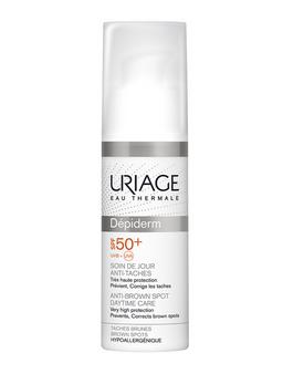 Uriage Depiderm Уход дневной против пигментных пятен SPF50+, крем, 30 мл, 1 шт.