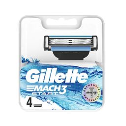 Gillette Mach 3 Start Кассеты