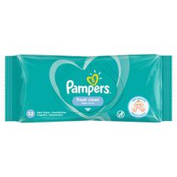 Pampers Fresh clean Салфетки влажные детские